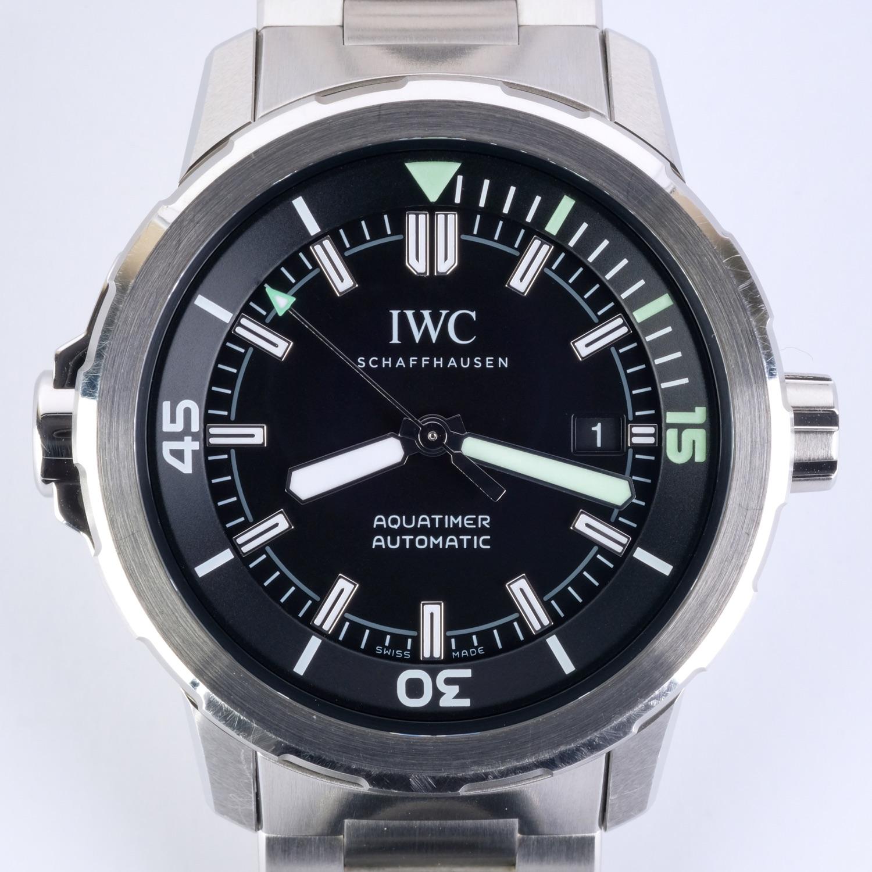 IWC Aquatimer Automatic Ref IW329001