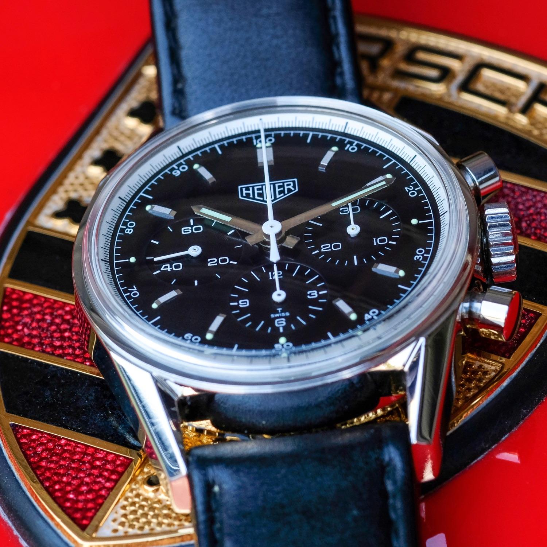 Heuer Carrera '64 Re Edition CS3111