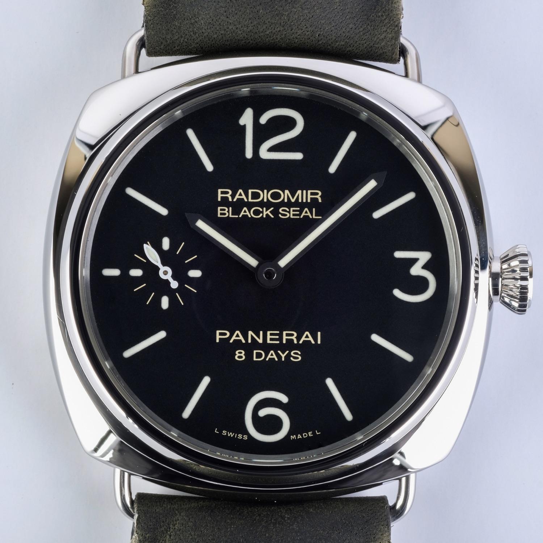 Panerai Radiomir 45 Black Seal PAM 609