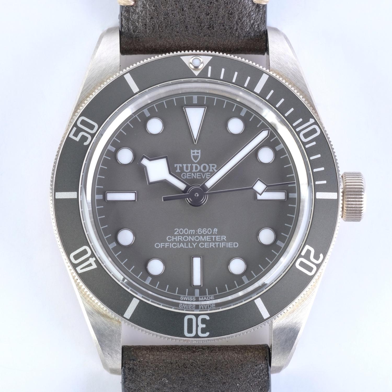 Tudor Black Bay 58 925 Silver, Ref 79010SG