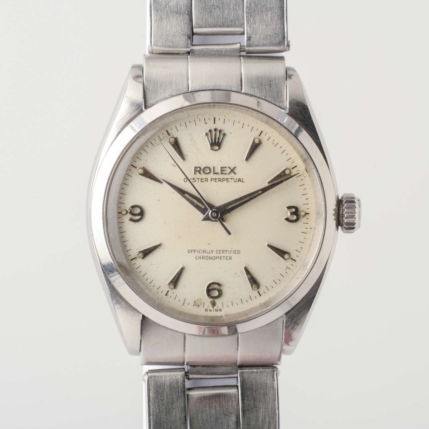 Rolex Oyster Perpetual 6564 Swiss Only 263366