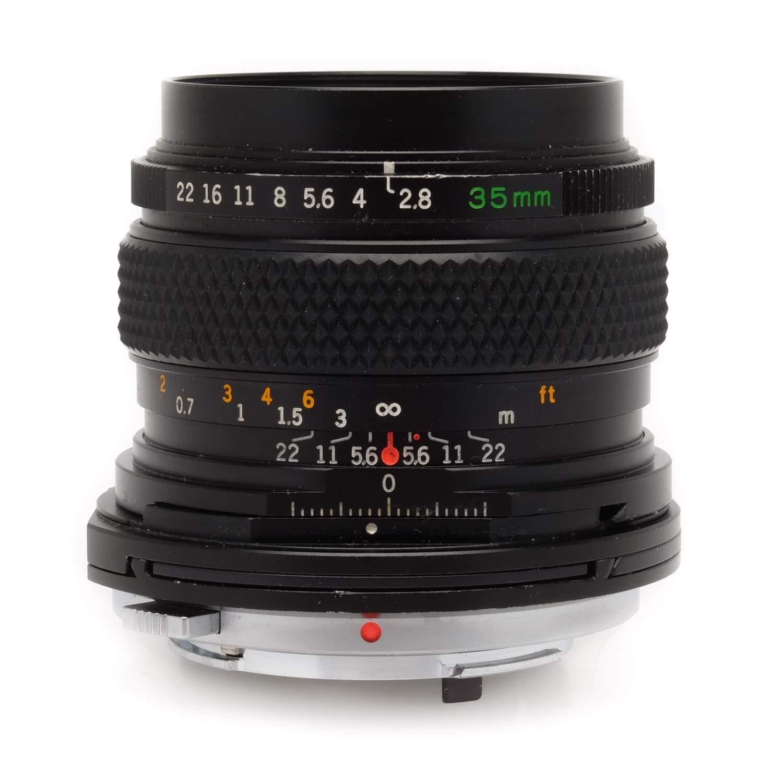 Olympus 35mm f2 8 Shift 109022
