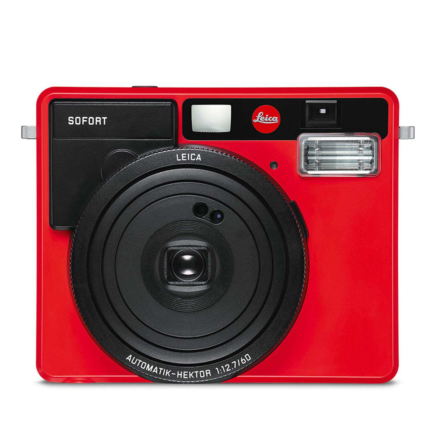 Leica Sofort - Red
