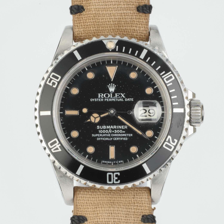 Rolex Submariner Date 16800 9464658