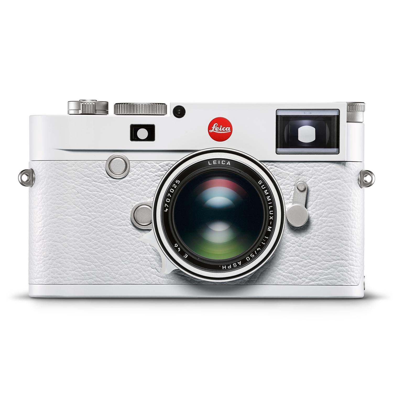 """Leica M10-P """"White"""" Edition"""