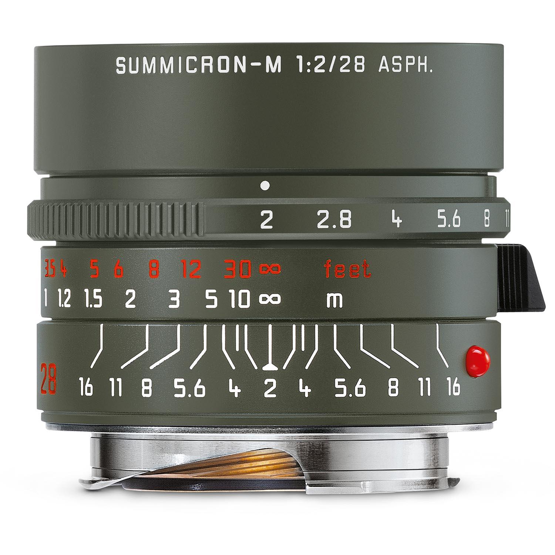 Leica 28mm f2 Summicron-M Asph Safari Edition