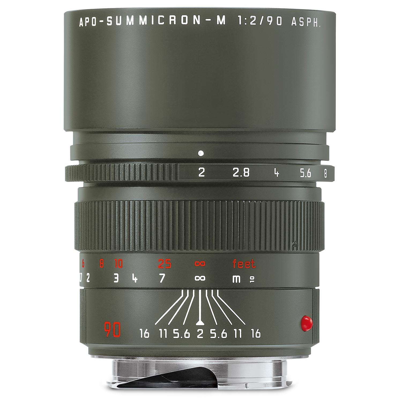 Leica 90mm f2 APO-Summicron-M Asph Safari Edition