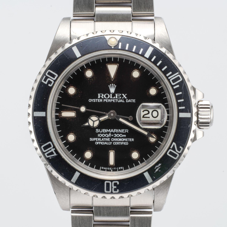 Rolex Submariner Ref 16800