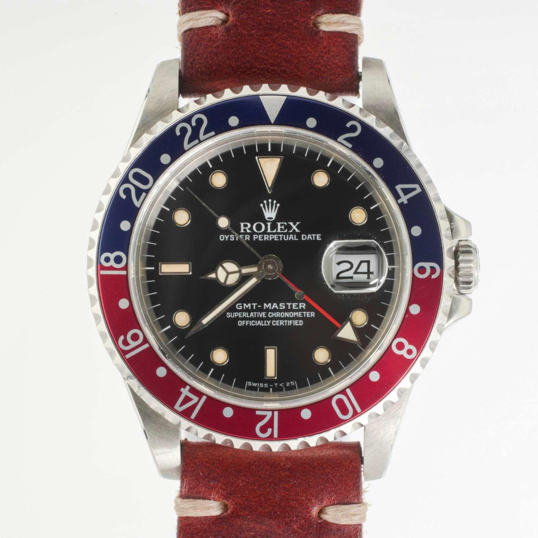 Rolex GMT Master Pepsi '89 L299852