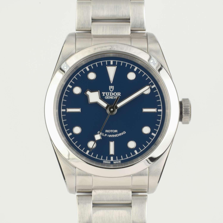 Tudor 41 Blue, Boxed Q134626