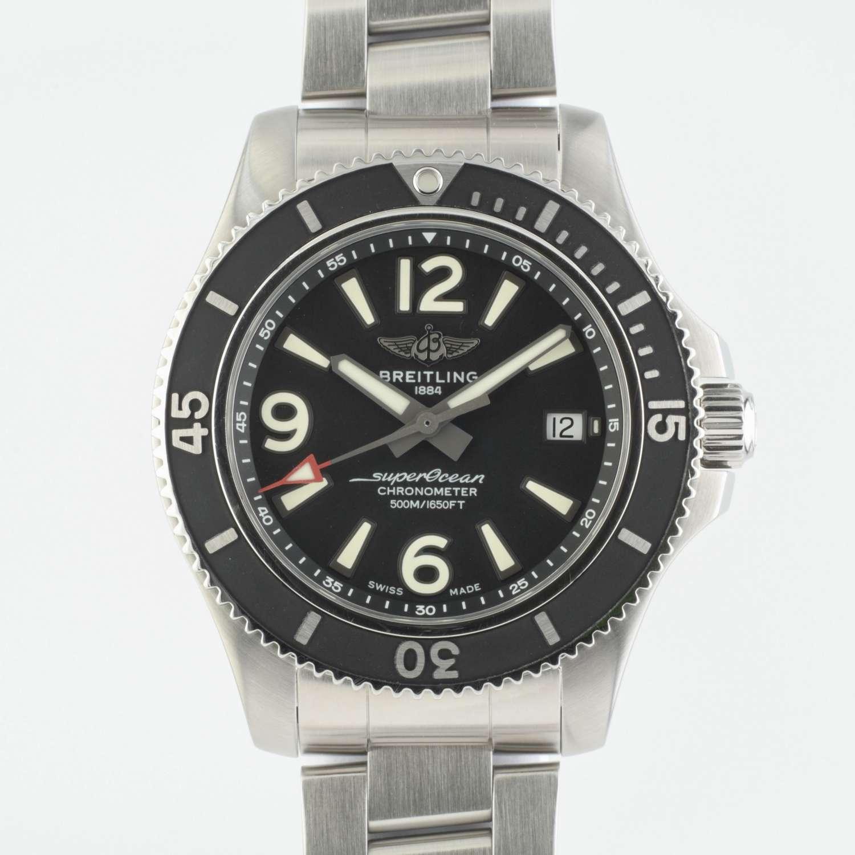 Breitling Superocean 42 A17366021B1A1, Boxed 7162547