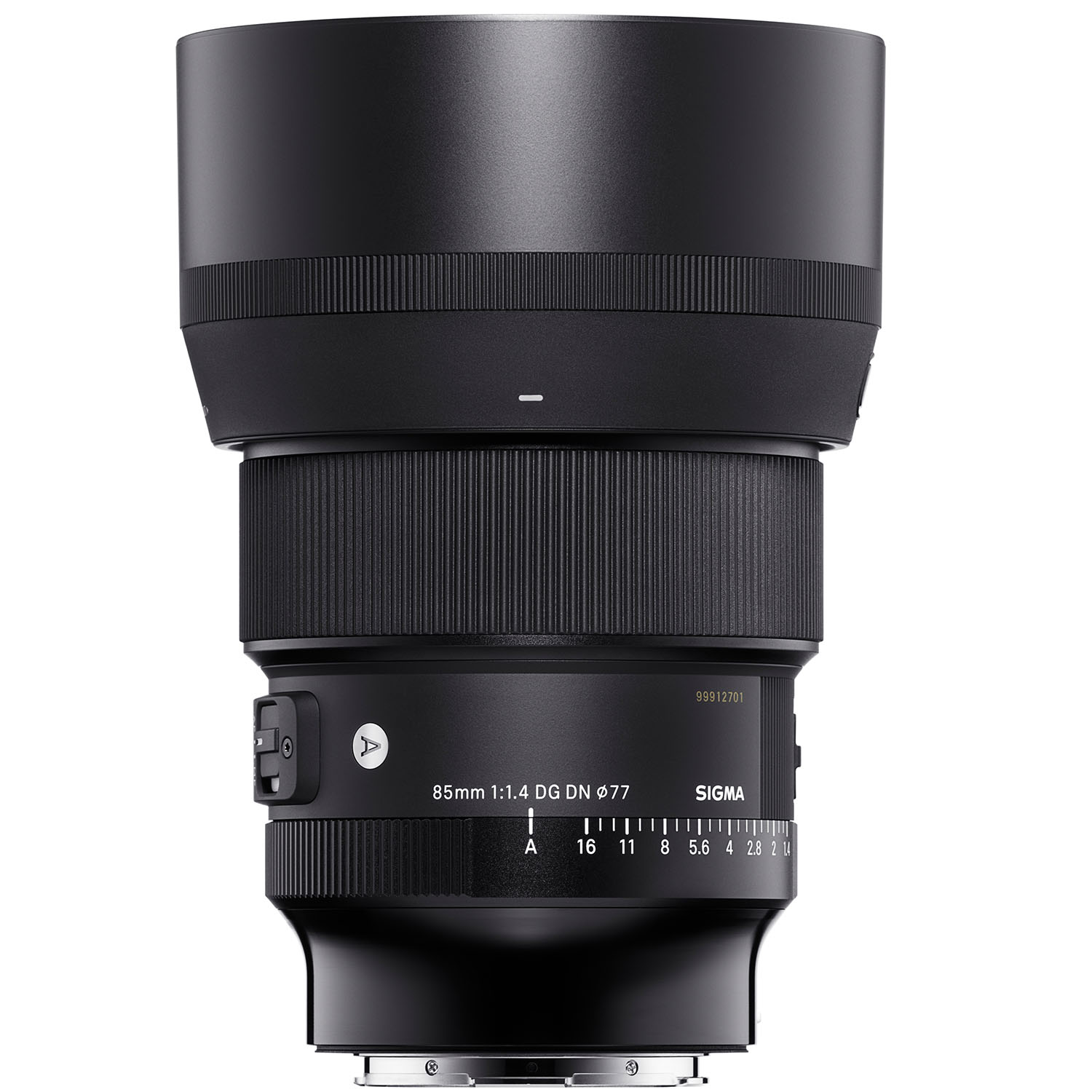 Sigma is announcing a newly designed 85mm f/1.4 Art FE for