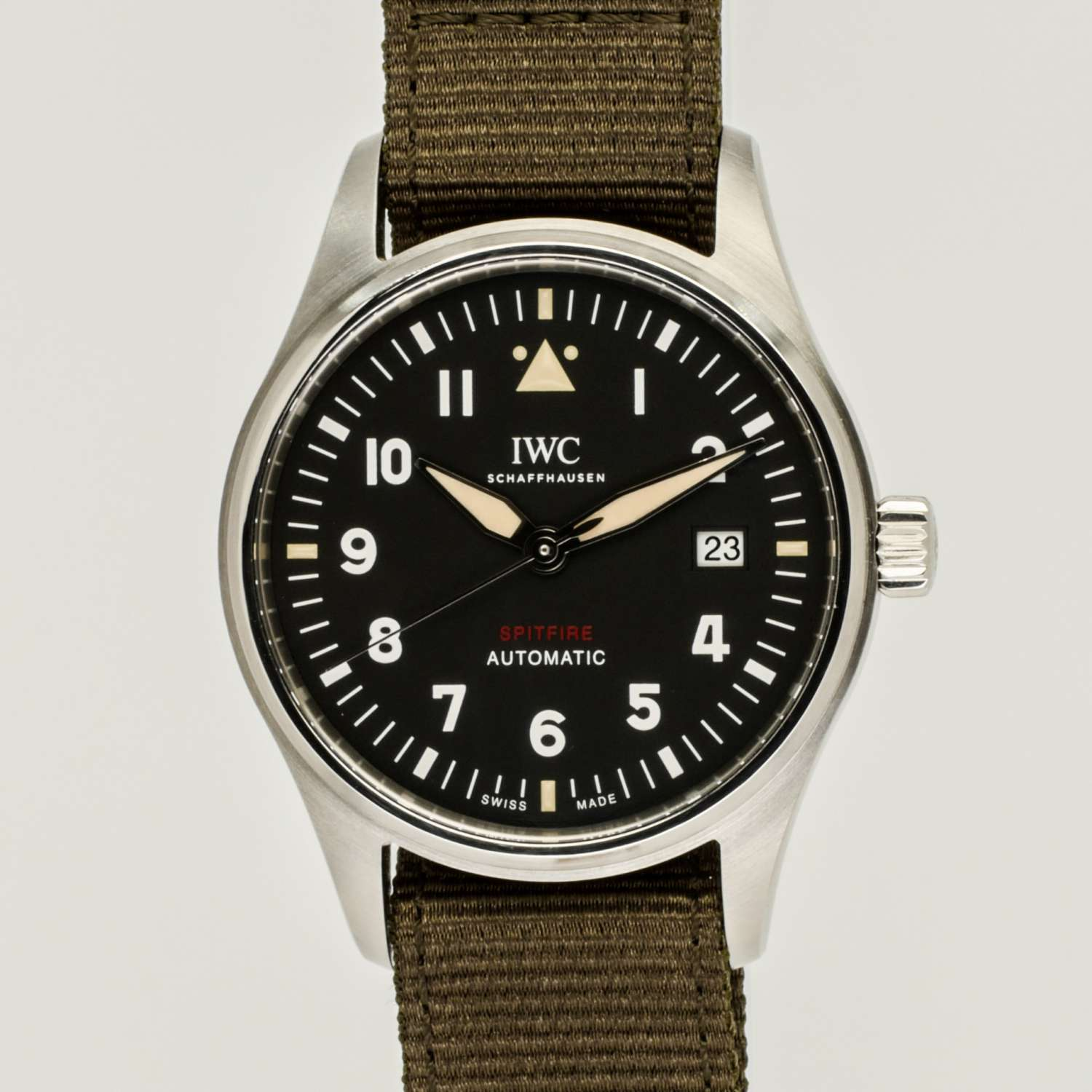 IWC Pilot's Watch Automatic Spitfire, Boxed 5852059