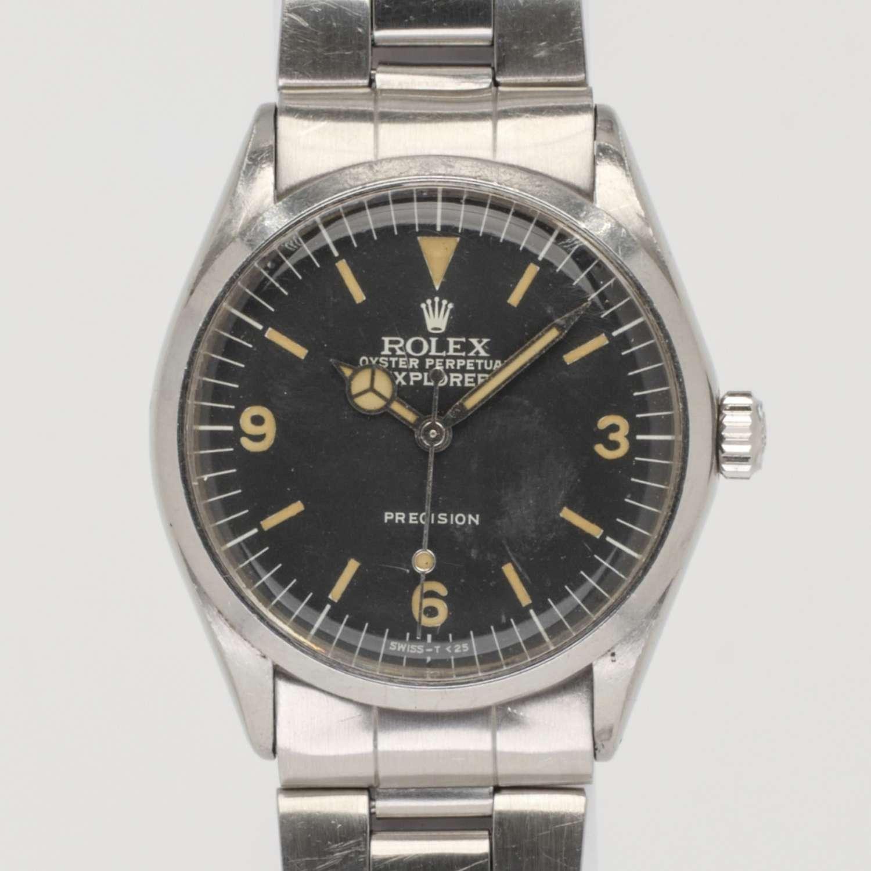 Rolex Explorer Precision Ref 5500
