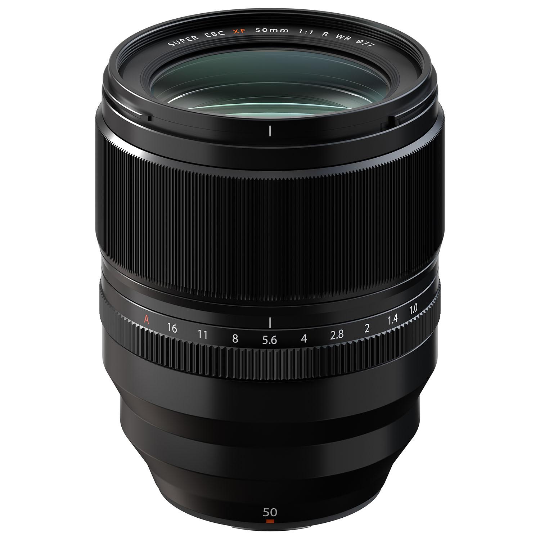 Fujifilm XF 50mm f1 R WR