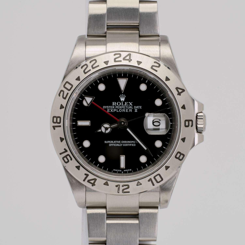 Rolex Explorer II Y968328