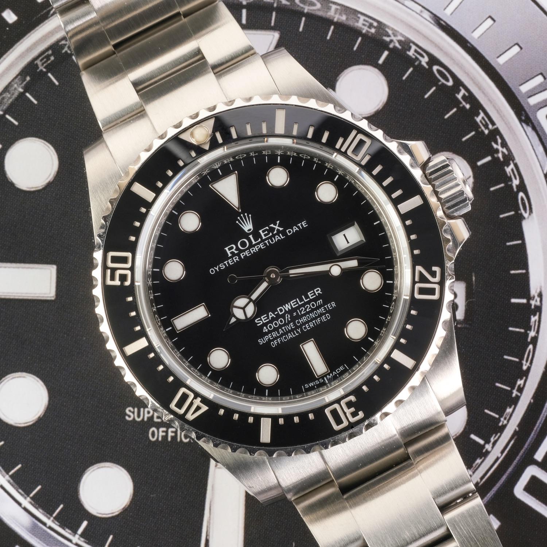 Rolex Sea-Dweller 4000 Ref 116600