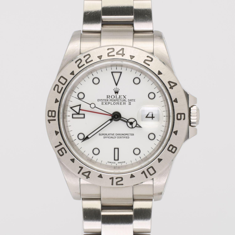 Rolex Explorer II Polar Ref 16570  A896318