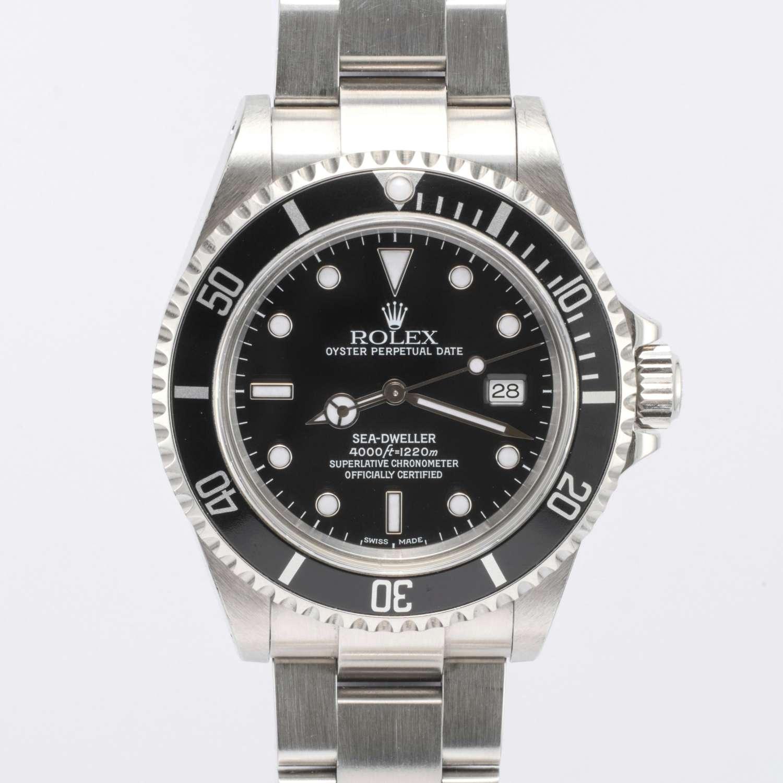 Rolex Sea-Dweller 16600 P264328