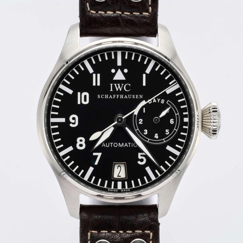 IWC Big Pilot Reference 5002