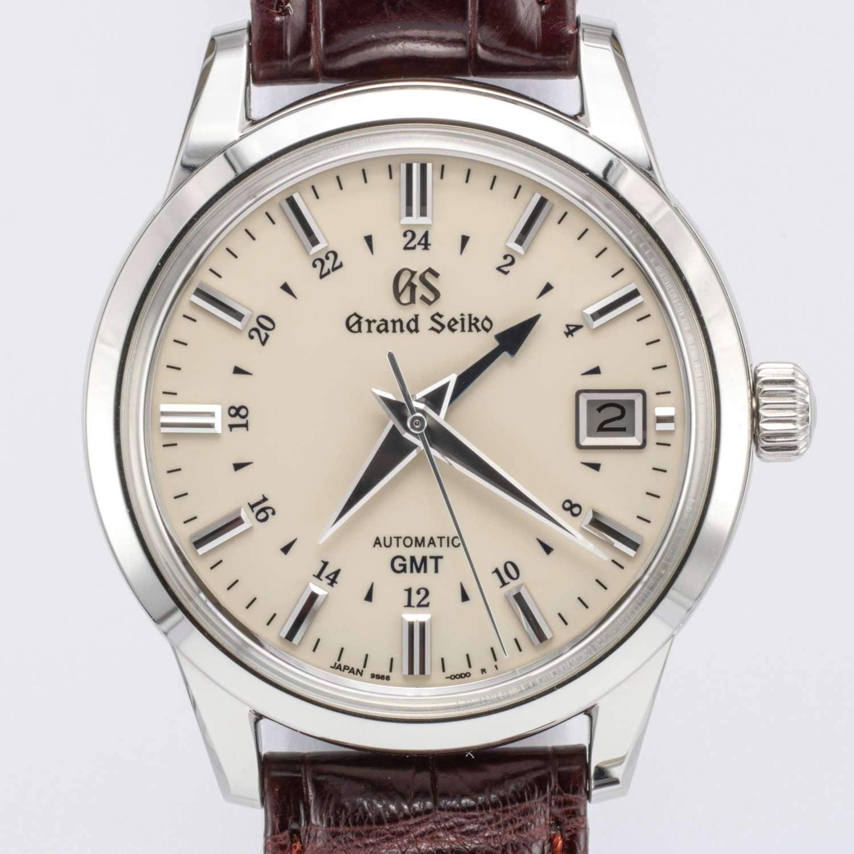 Grand Seiko GMT SBGM221, Boxed 279502/730008