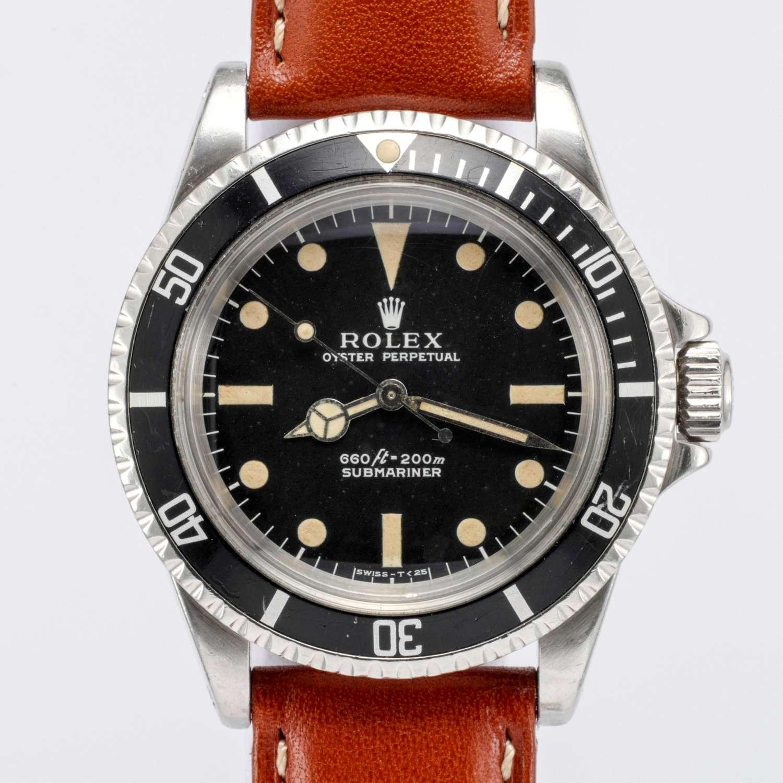 Rolex Submariner c1970 Ref 5513
