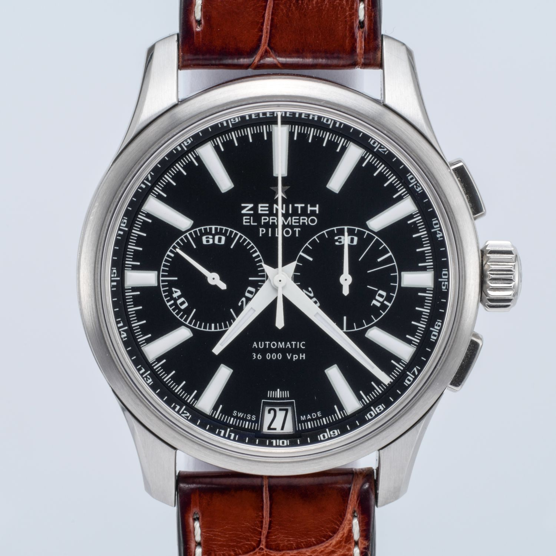 Zenith Pilots Chronograph