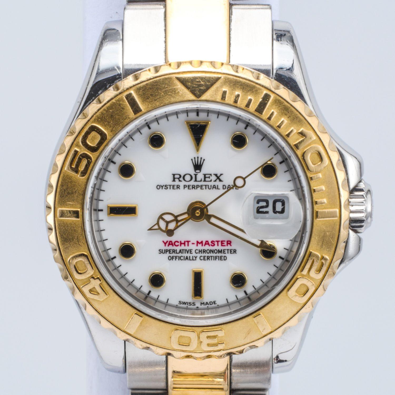 Rolex Ladies Yachtmaster Ref 169623