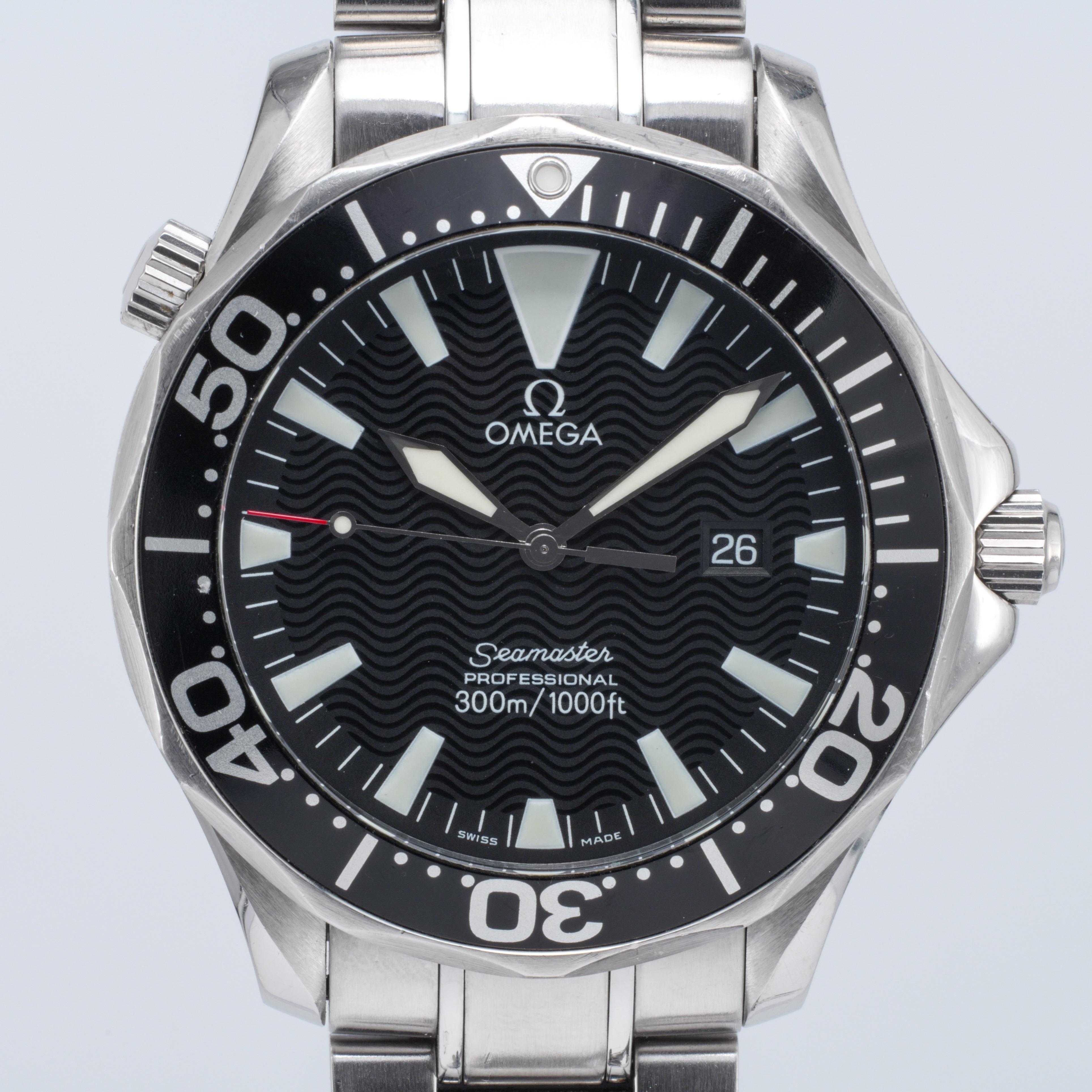 Omega Seamaster 300 Quartz 2264.50