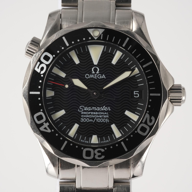 Omega Seamaster Professional 300M Chronometer Ref 2252.50.00
