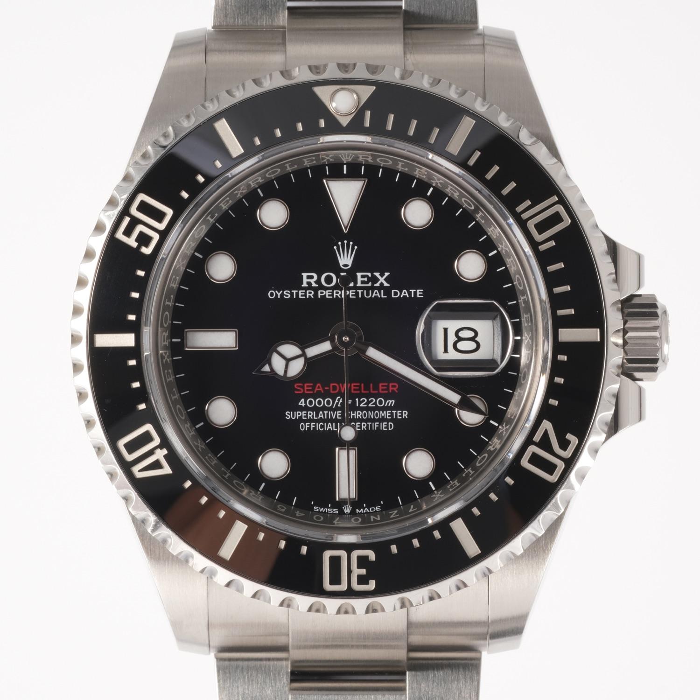 2019 Rolex Sea-Dweller SD43 Ref 126600