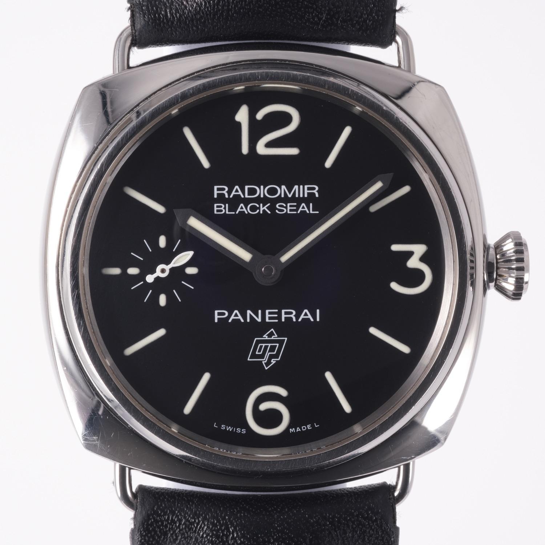 Panerai Radiomir Black Seal PAM 380, Boxed OP6826BB1442485