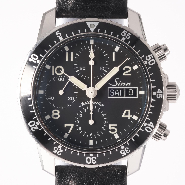 Sinn Pilot Chronograph Ref 103 ST SA