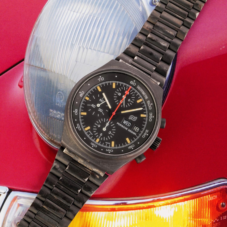 Porsche Design by Orfina 7176s Chronograph I
